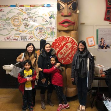 Serving Inner-city families in East Vancouver